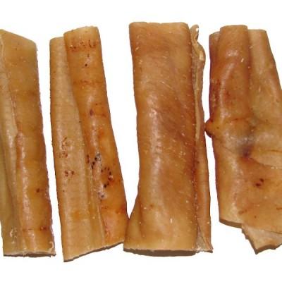 Rouleaux de couenne de porc
