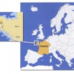 Localisation de l'usine NACSAS
